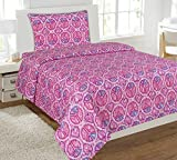 Fancy Collection 3pc Twin Size Sheet Set