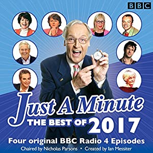 Just a Minute: Best of 2017 Radio/TV Program