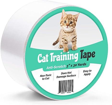 Amazon Com Elk Anti Scratch Cat Training Tape Provides Cat