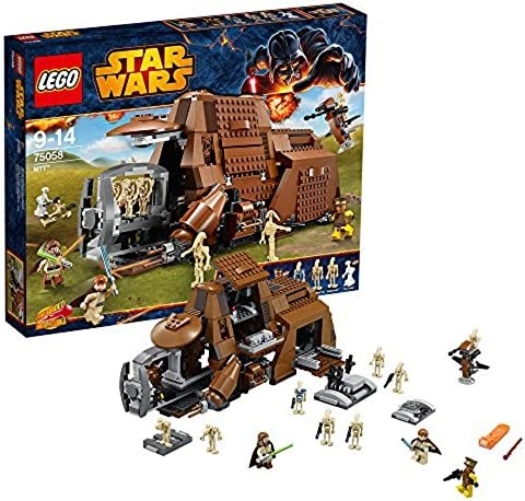LEGO Star Wars Trade Federation Multi Troop Transport (75058)