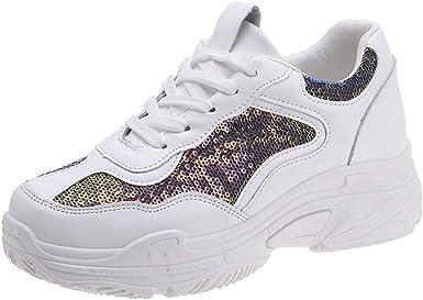 Dacawin_Women Sport Shoes Zapatillas deportivas para caminar con ...