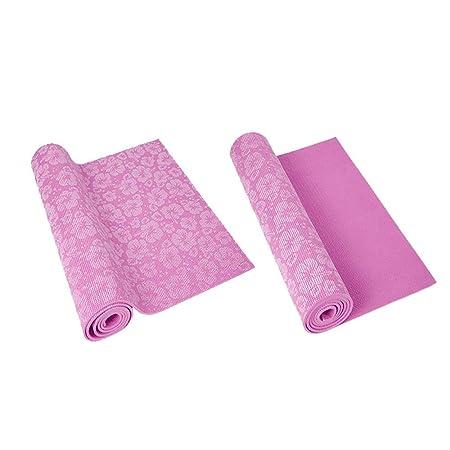 Alfombrillas de Yoga Antideslizantes de 7 mm para Gimnasia ...