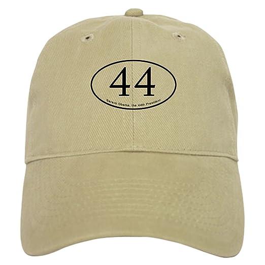 d0d73cf2 CafePress Barack Obama, 44Th President Baseball Cap