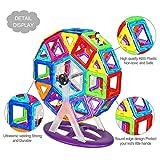 CosyVie Magnetic Blocks Educational Magnetic