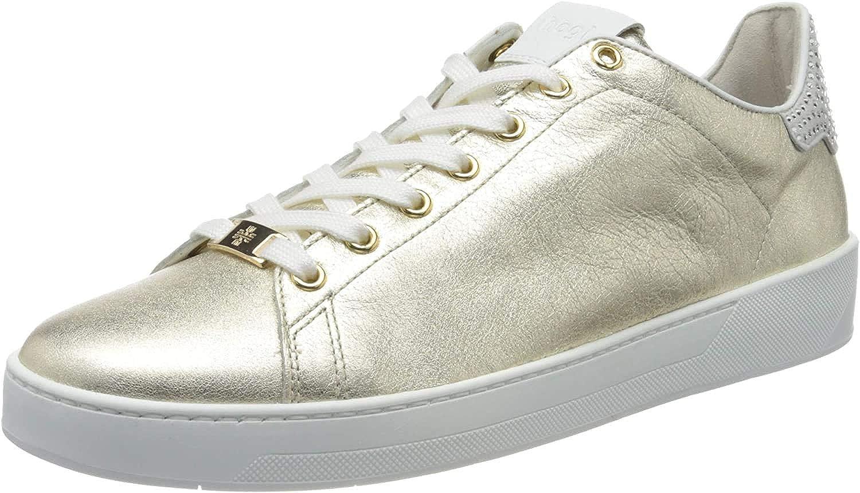 HÖGL Essenza, Zapatillas para Mujer Dorado Oro Platino 7500