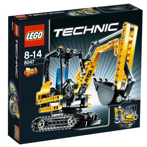 LEGO Technic 8047: Excavadora compacta