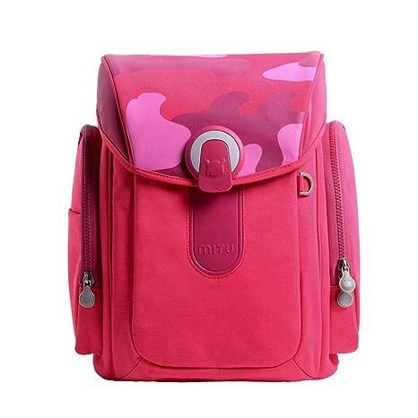 Xiaomi Accessories Goodfeng Xiaomi Mi MITU 13L - Mochila Escolar para niños y niñas,Pink