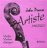 John Pearse 3500 VIOLIN ARTISTE SERIES MEZZO