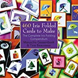Search Press Search Press Books-460 Iris Folded Cards To Make