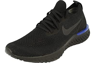 dd8d3a18f041e Image Unavailable. Image not available for. Color  Nike Mens Epic React  Flyknit Running Trainers AQ0067 Sneakers ...