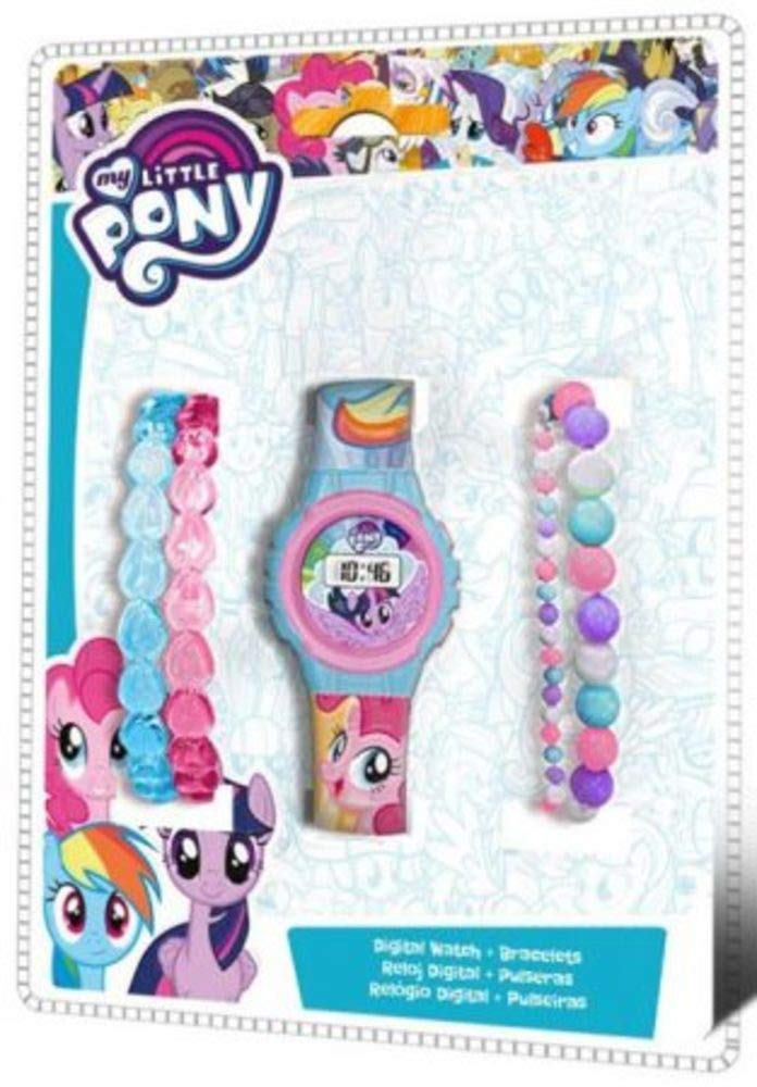 Amazon.com: Little Pony Wrist Digital Watch Reloj with ...