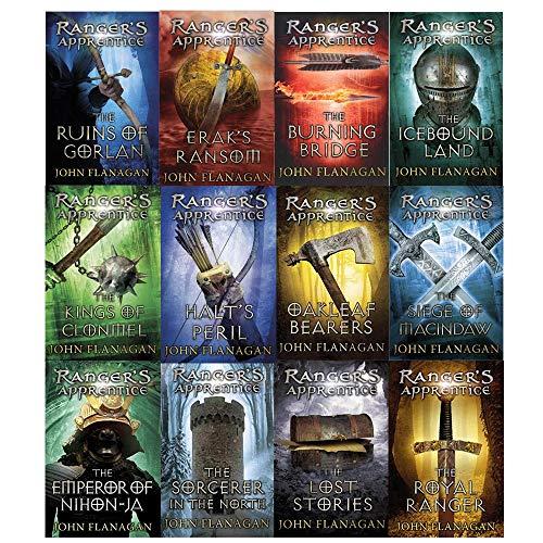The Ranger's Apprentice Series (Complete 12 Book Set)  (Tanger 2)