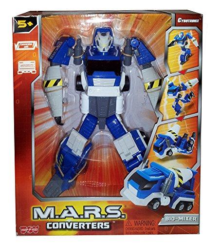 M.A.R.S. Converters Cybotronix Blue Bio-Mixer