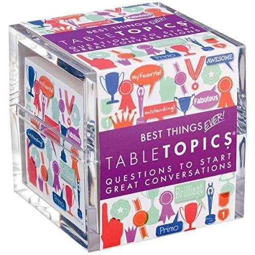 Top recommendation for tabletopics best things ever