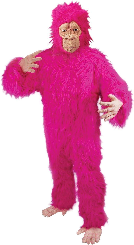 Disfraz de gorila rosa: Amazon.es: Hogar