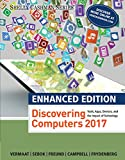 img - for Enhanced Discovering Computers  2017 (Shelly Cashman Series) (MindTap Course List) book / textbook / text book