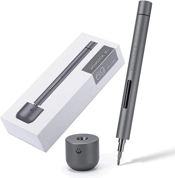 Wowstick-1F Electric Precision Screwdriver Set with Screwdriver Bits 19pcs K8E3