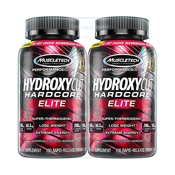 Health Shopping Weight Loss Pills for Women & Men | Hydroxycut Hardcore Elite | Weight Loss Supplement