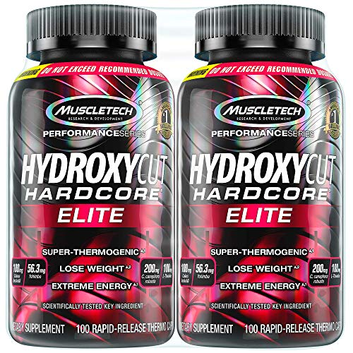 Hydroxycut Hardcore Elite Weight