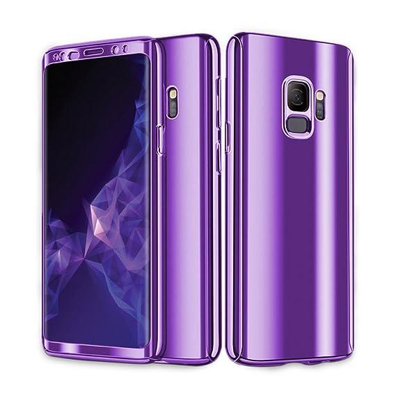 Amazon.com: Case Compatible with Samsung S9, Mirror Case ...