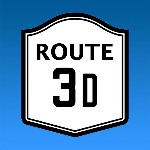 Free Topo Maps - Route3D