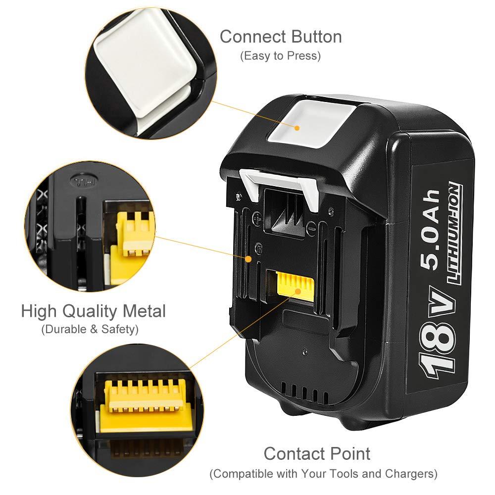 LiBatter 9.6V 3.0Ah Ni-MH Ersatz-Elektrowerkzeuge und Akku-Bohrschrauber Akku Kompatibel mit Bosch 9.6V 22612 3360 3455 32612 3360K 3455-01 BAT043 BAT045 BAT046 BAT049 BAT139 2packs