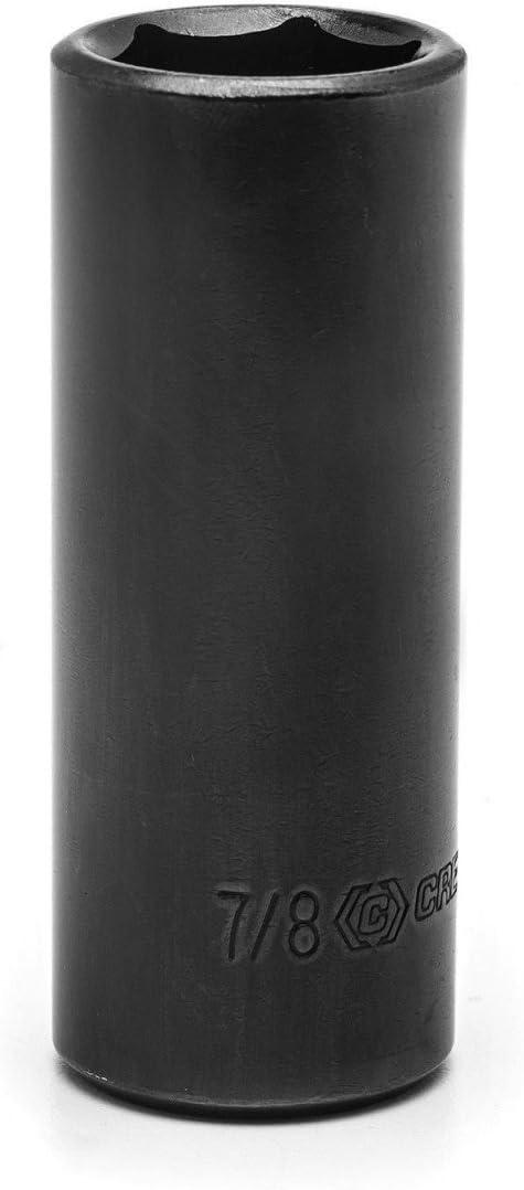 TEKTON 47790 1//2-Inch Drive by 3//4-Inch Deep Impact Socket 6-Point Cr-V