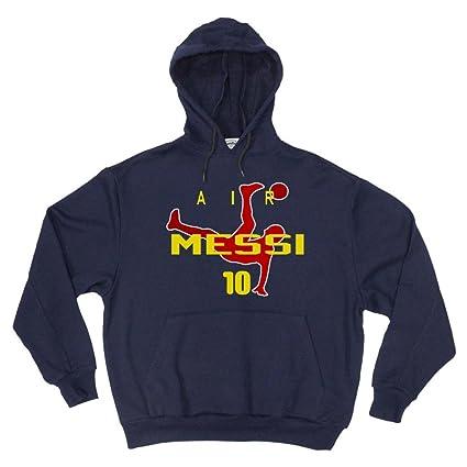 """Lionel Messi FC Barcelona """"aire Messi"""" sudadera con ..."""