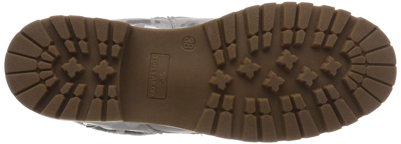 aab0f6ea7540 TOM TAILOR Mädchen 5870806 Stiefeletten  Tom Tailor  Amazon.de  Schuhe    Handtaschen