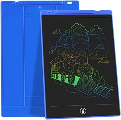 Color : Orange, Size : 11 inches WUSHIYU LCD Tablet 11 Inches Macaron Color Writing Tablet Teach Childrens Drawing Board LCD Screen Writing Board 6 Colors Portable Writing Board