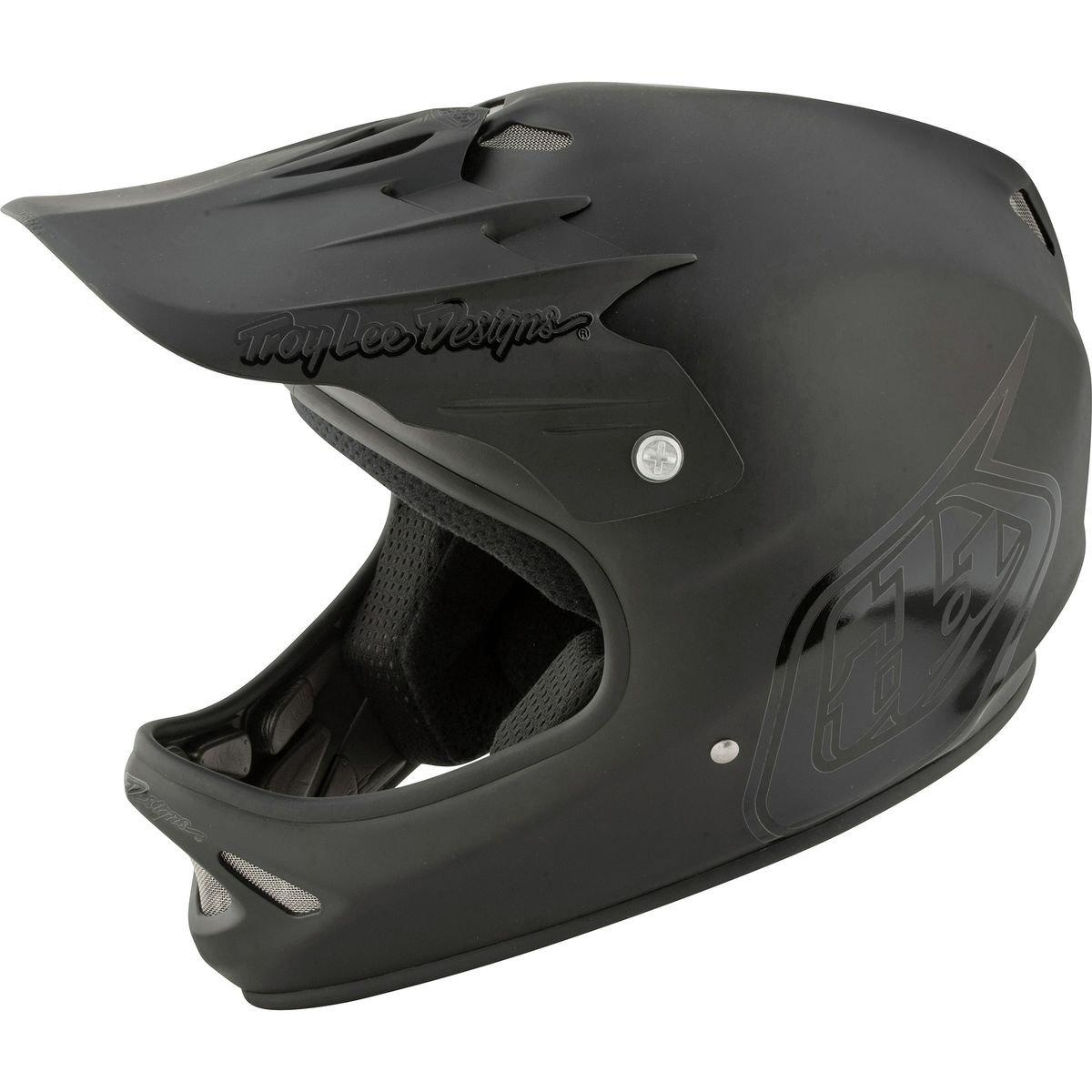 Troy Lee Designs Midnight 3成人用D2バイクスポーツBMXヘルメット - ブラック/ミディアム/ラージ   B06XD2JWB5
