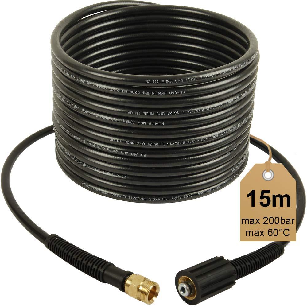 5-30m Hochdruckschlauch Quick Connect M22 für Kärcher ab 2008 Geeignet 200bar