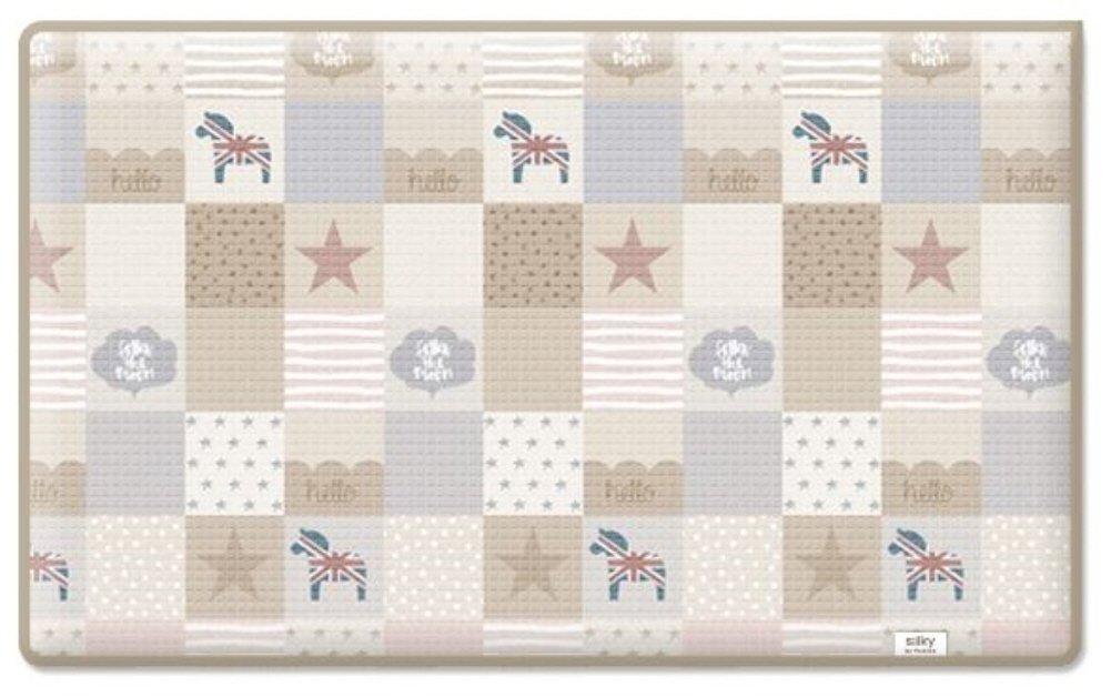 当店の記念日 Parklon Patch B06XYL2ZC8 work Play Silky Play 230x140x1.6cm mat (3size)ベイビープレイマットベビーマット (海外直送品) (230x140x1.6cm) B06XYL2ZC8 230x140x1.6cm, タノハタムラ:2a9209b0 --- impavidostudio.com