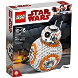 Toys : LEGO Star Wars VIII BB-8 75187 Building Kit (1106 Piece)