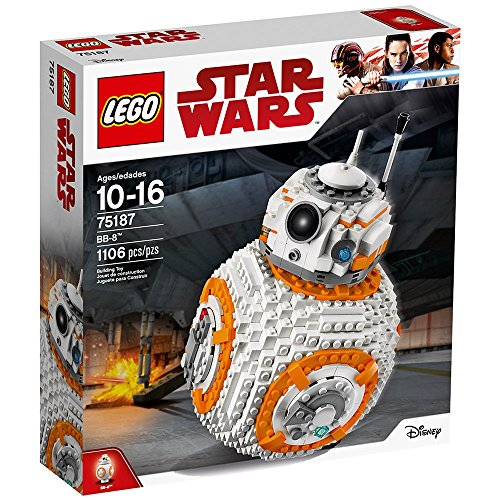 VIII BB-8 Building Kit <br> 1106 pieces