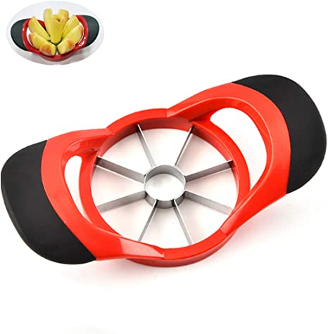 Apple Slicer Fruit Cutter Apple Core Remover 12 Pieces 8 Pieces Apple Cutting
