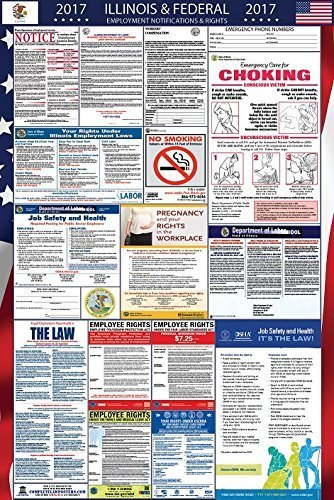 2017 Illinois and Federal Labor Law Poster