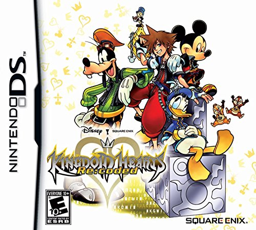 Kingdom Hearts Re:coded (Kingdom Hearts Video Game)