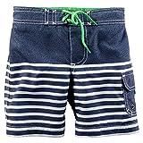 Carter's Little Boys' Swim Trunks (4T, Blue Stripe)