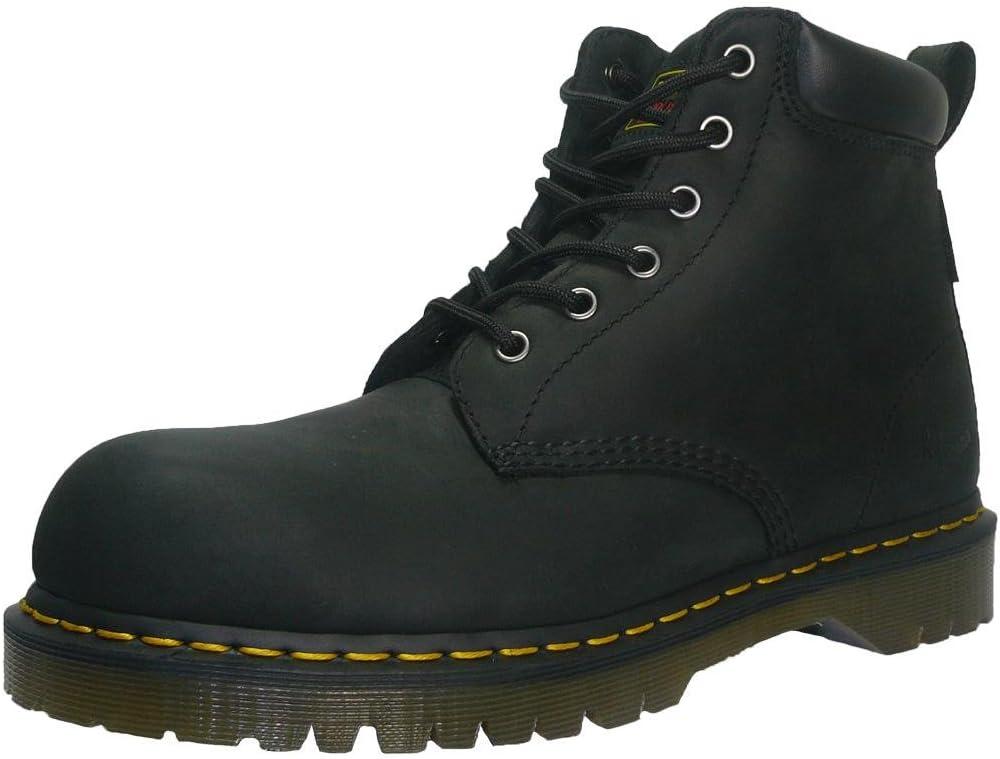 Doc Martens Forge ST Mens Boot Black UK