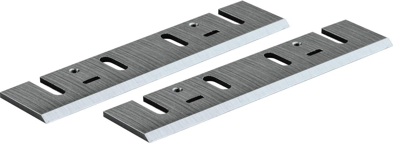 Cuchillas para cepilladora Fit Makita 1805B HSS 1 par, tambi/én compatible con Draper BPL155V y Nutool BT155