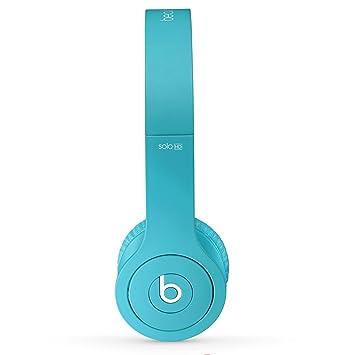 Amazon Beats Solo HD Ear Headphone Light Blue Home