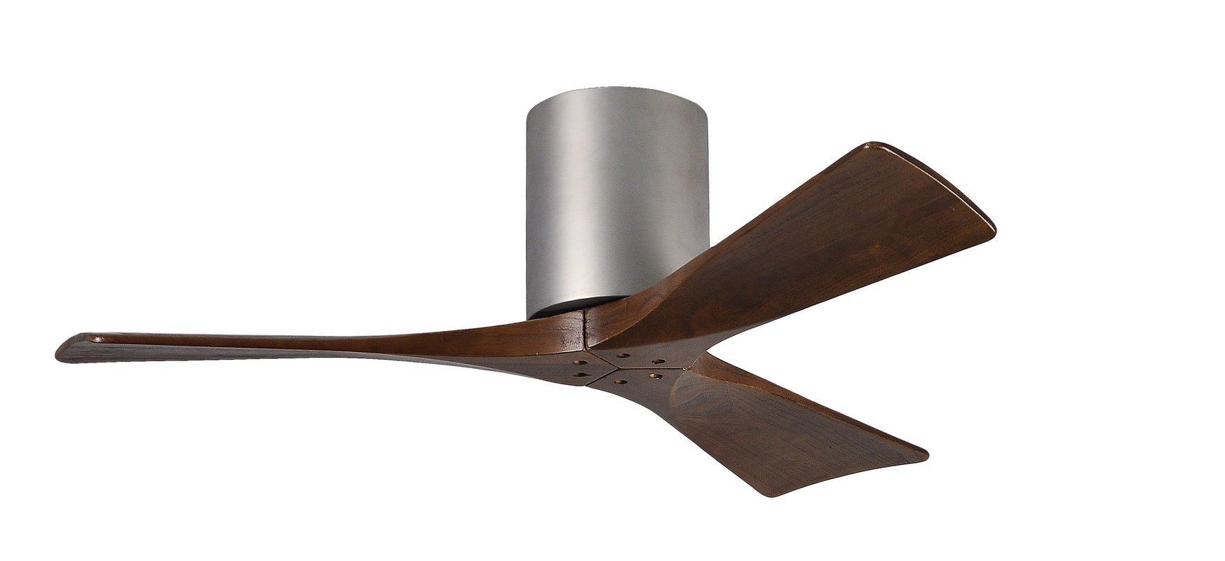 Matthews Fan Company IR3H-BN-42 42'' Ceiling Fan by Mathews Fan Company