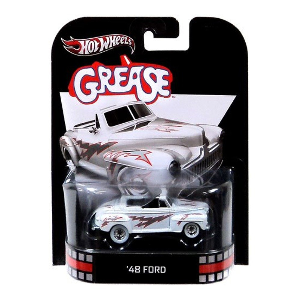 Grease '48 Ford Hot Wheels retro veicolo