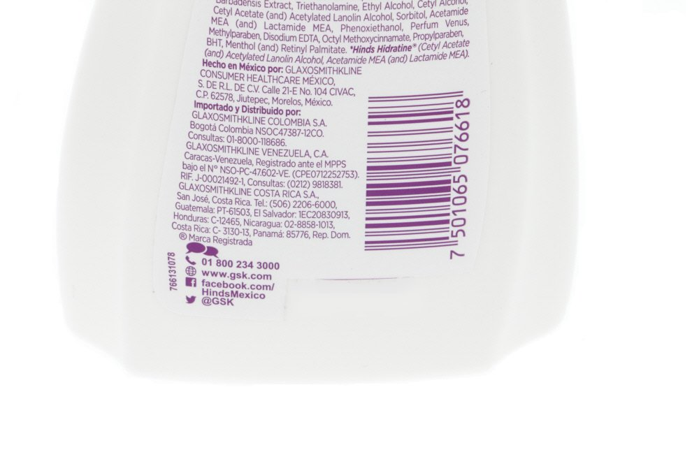 Amazon.com : Hinds Natural Dry Skin Lotion 400ml - Natural Piel Seca Locion (Pack of 6) : Beauty