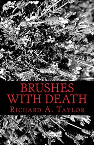 Brushes with Death: The Blood of Jesus
