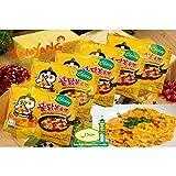 Cheese Hot Spicy Stir fried Chicken Noodle/Ramen 삼양 치즈 불닭 볶음면