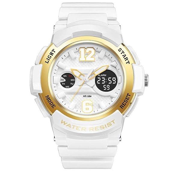 Reloj Reloj de Cuarzo para Mujer. Reloj Digital. Estuche 3D ...