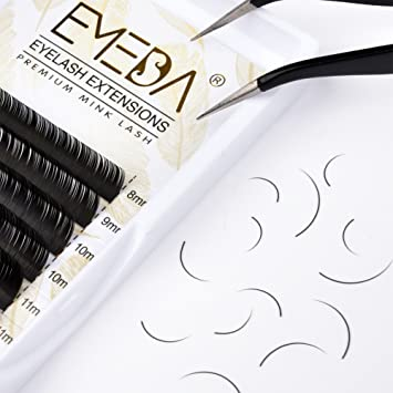Eyelash Extensions D Curl  05mm Single Size 11mm 3D 0 05mm Thickness  Individual Eye Lashes