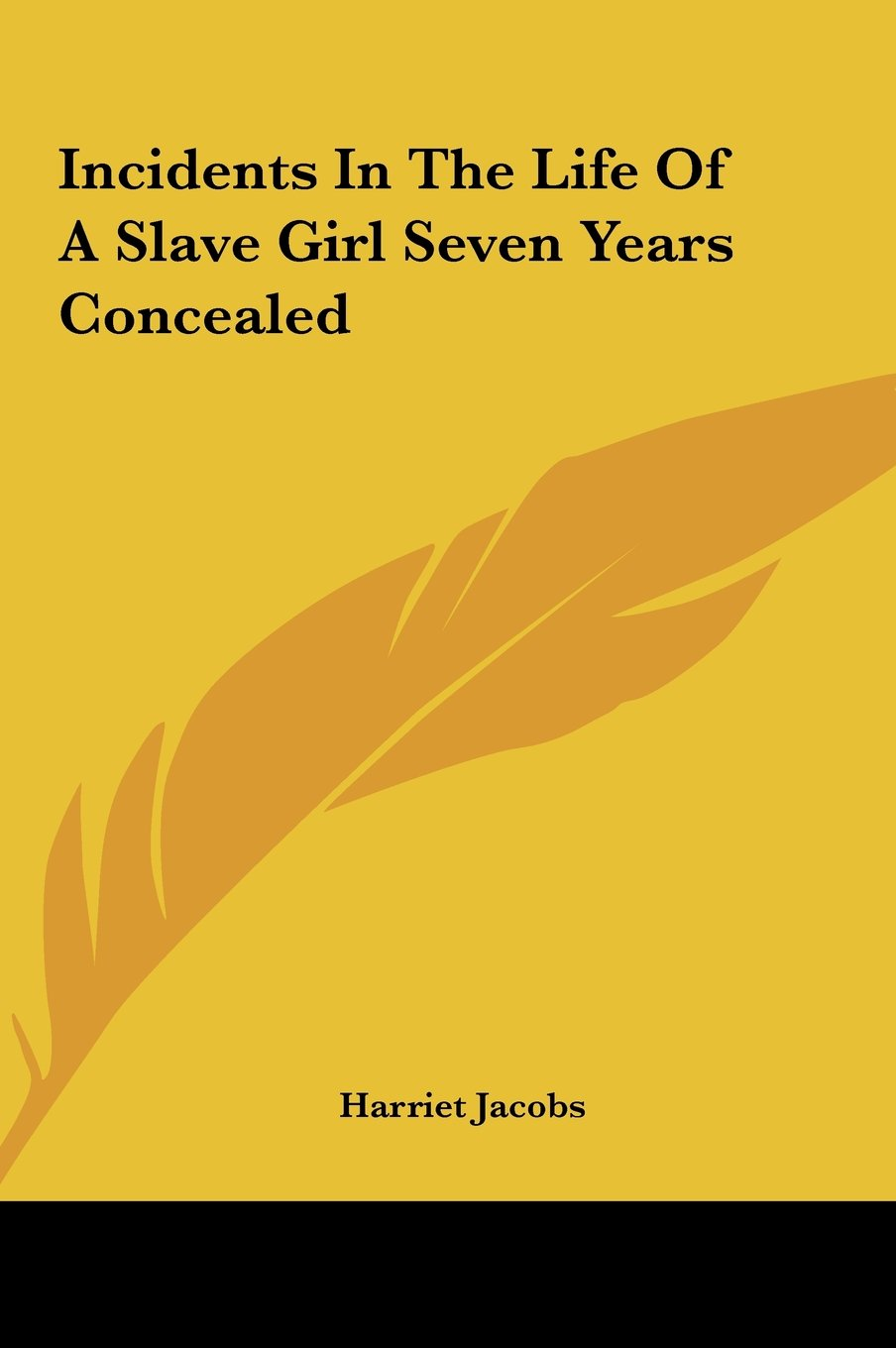 Download Incidents in the Life of a Slave Girl Seven Years Concealed pdf